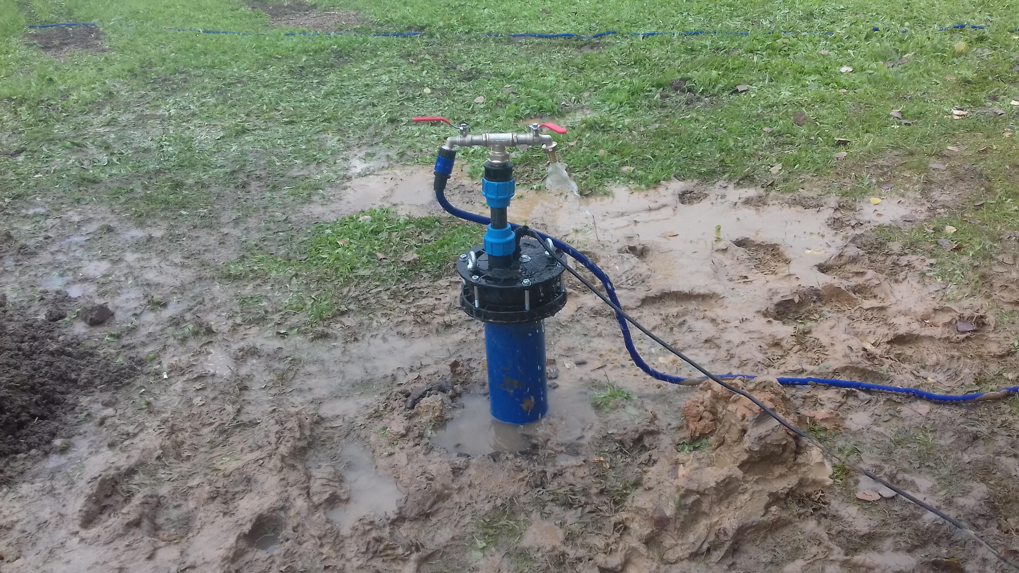 Скважина на воду своими руками - пошаговое устройство конструкции 25